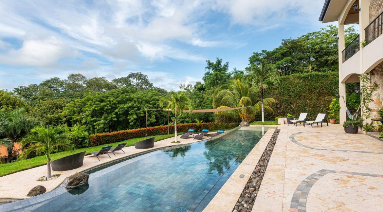 Villa Buena Onda Infinity Pool 6-min
