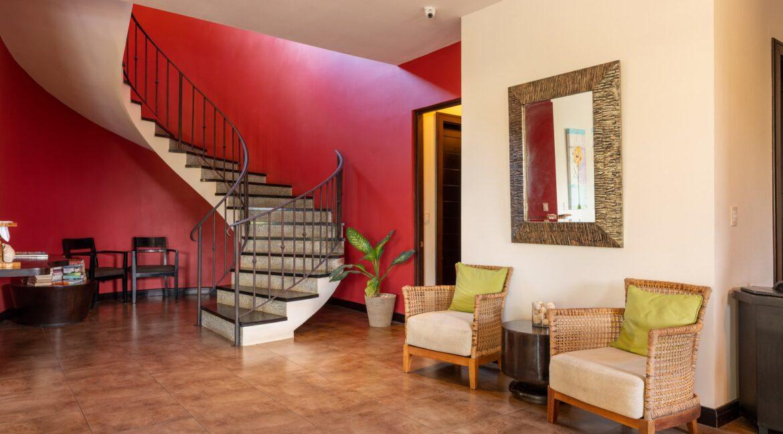 Villa Buena Onda Lobby 2-min
