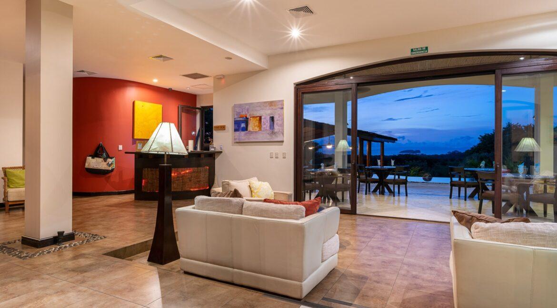 Villa Buena Onda Lobby with a View 3-min