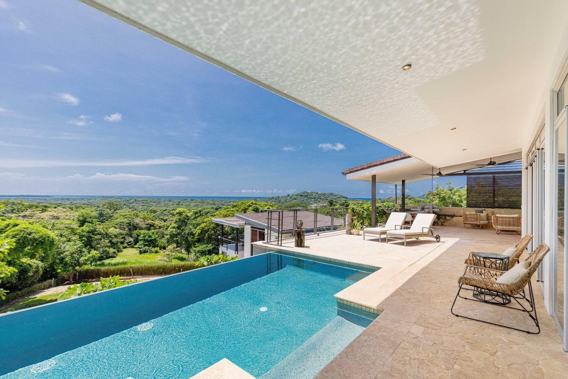 Casa Sunset – Ocean View Property for Sale in Playa Grande