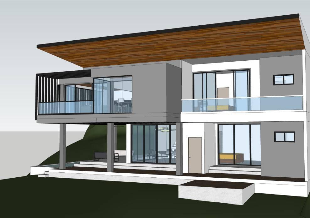 Casa del Bosque- Brand New Luxury Home in Mar Vista