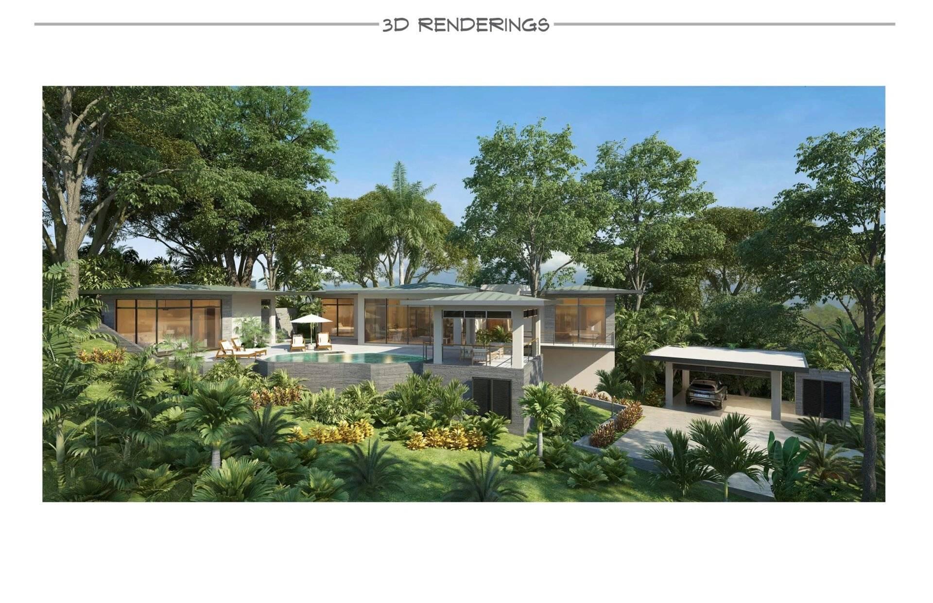 Senderos 1D Modern Luxury Home *UNDER CONTRACT*
